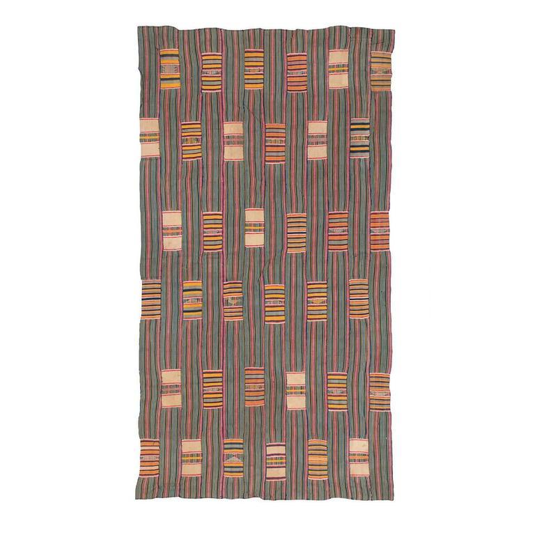 African Vintage Kente Textile