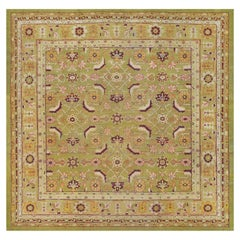 Early 20th Century Agra Rug from North India