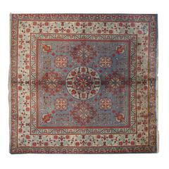 Late 20th Century Samarkand Rug