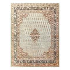Beautiful Fine Antique Persian Tabriz Rug