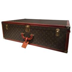 Turn of the Century Vintage Louis Vuitton Suitcase