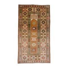 Turkish Melas Vintage Rug