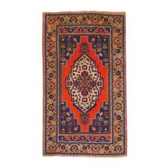 Vintage Turkish Taspinar Rug