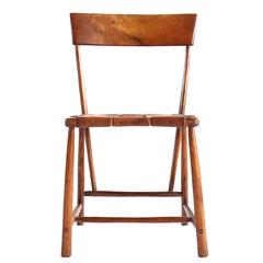 "Wharton Esherick ""Hammer Handle"" Chair"