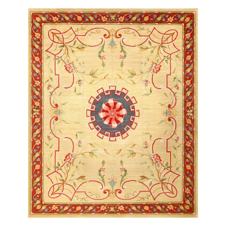 Antique Spanish Rug