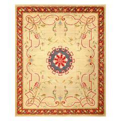 Antique Spanish Rug