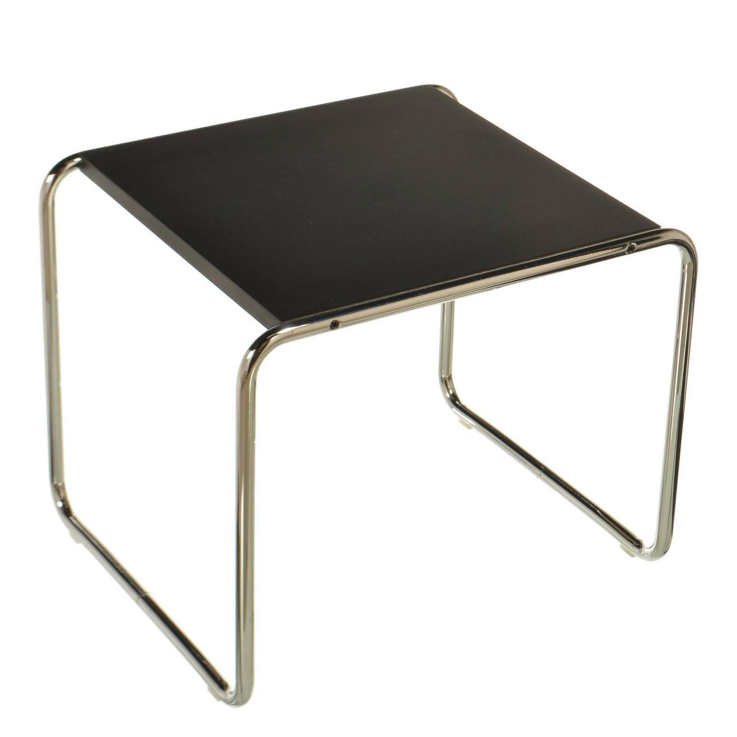 classic bauhaus laccio occasional table by marcel breuer at 1stdibs. Black Bedroom Furniture Sets. Home Design Ideas