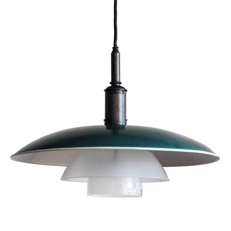 Rare poul henningsen ph 54 pendant 1930s at 1stdibs rare poul henningsen ph 54 pendant 1930s for sale aloadofball Image collections