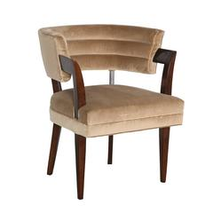 Rare Pull-Up Chair by Eugene Schoen