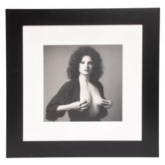 "Robert Mapplethorpe ""Lisa Lyon"" Photograph"
