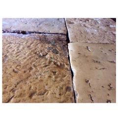 Antique Stone Floors, Antique French Flooring, Original Age 18th Century