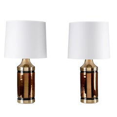 Pair of Table Lamps by Bitossi