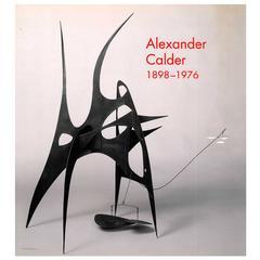 Alexander Calder 1898-1976 Book