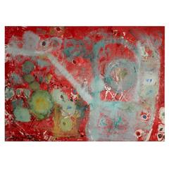 "Gina Jacupke Painting ""Rabbit Pearl"""