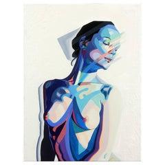 Yi Shin Chiang Painting Thesis Study #8, 2014