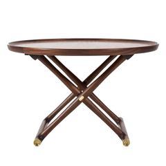 Mogens Lassen Egyptian Table, A. J. Iversen