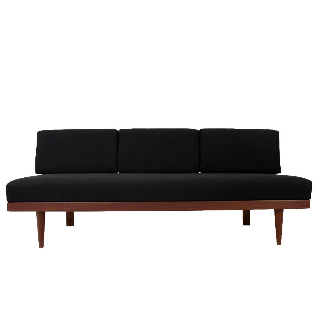 Midcentury Daybed or Sofa, Swane Mobler, Norway, 1960s, Scandinavian ...