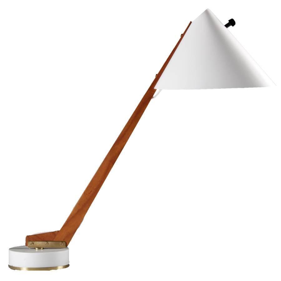 Midcentury Desk Lamp by Hans-Agne Jakobsson