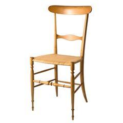 Campanino Classica Cherry Wood Chair