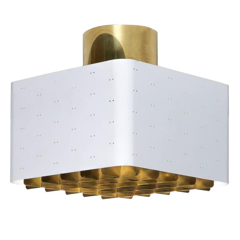 Paavo Tynell Ceiling Light, Model 9068