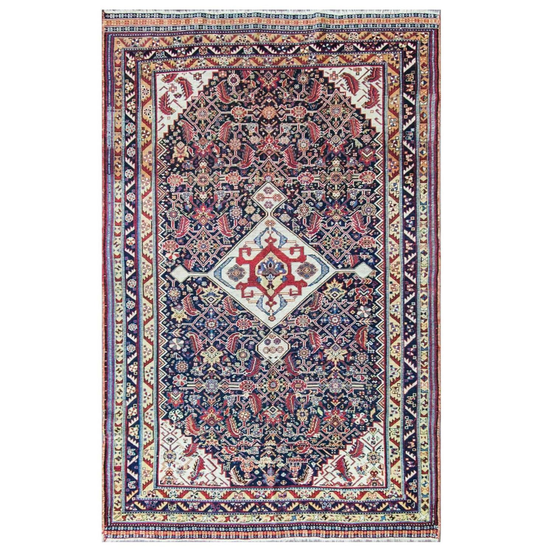 Fine Antique Qashqai Rug For Sale At 1stdibs
