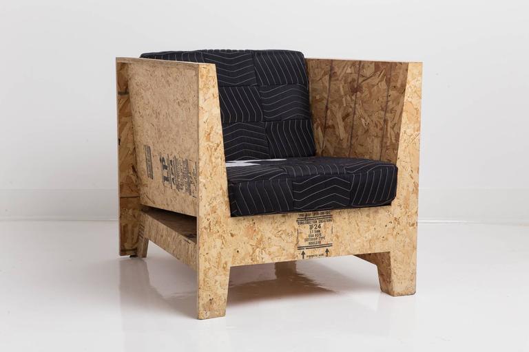 Chris Rucker High Club Chair Usa 2016 For Sale At 1stdibs