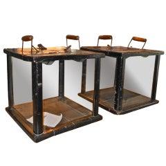 Pair of Antique Pennsylvania Ballot Boxes