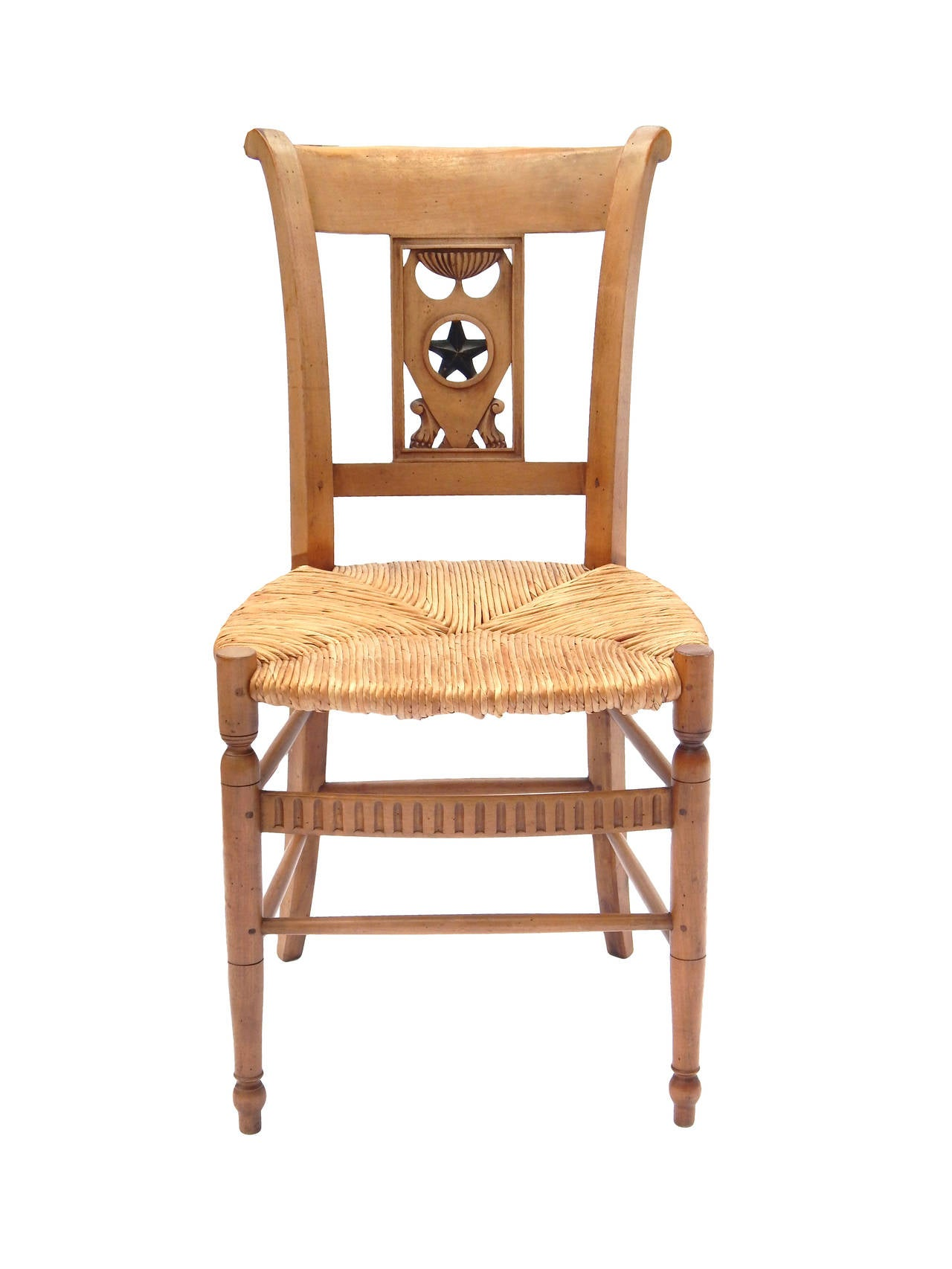 set of eight provincial style dining chairs at 1stdibs