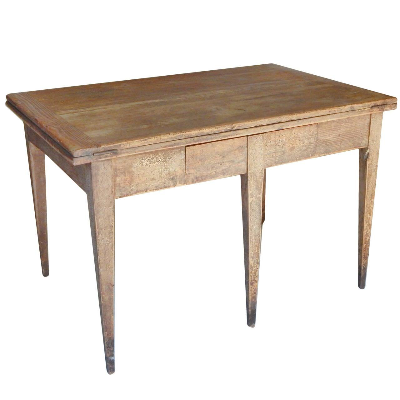 Unusual Swedish Extension Farm Table at 1stdibs : 9447l from www.1stdibs.com size 1280 x 1280 jpeg 95kB