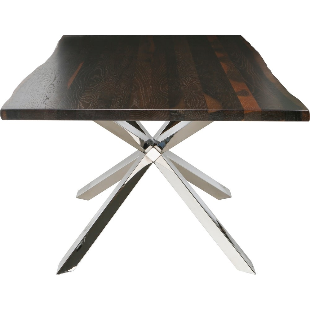 etoile dining table for sale at 1stdibs. Black Bedroom Furniture Sets. Home Design Ideas