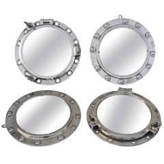 Porthole Mirrors