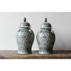 Jiangjun Style Pots