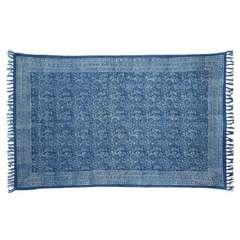 Handwoven Batik Area Rug, 4 Designs
