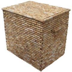 Cork Covered Box