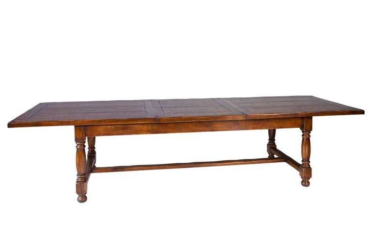 Expanding Farm Table For Sale