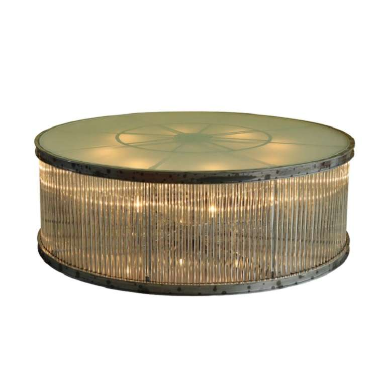 Illuminated Coffee Table For Sale At 1stdibs