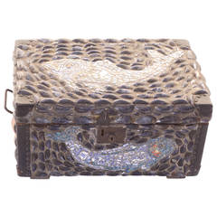 Folk Art Fish Case