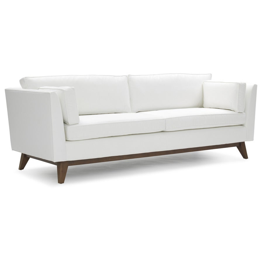 Mid century modern sofa for sale at 1stdibs for Modern sofas for sale