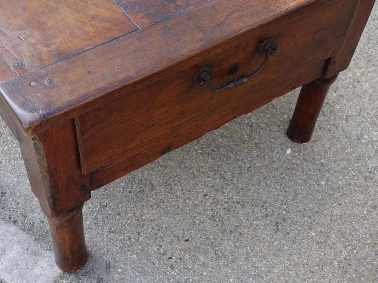 French Fruitwood Coffee Table 3