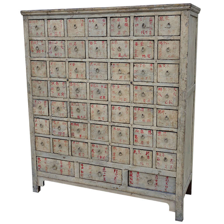 asian style medicine cabinets