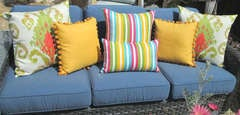 Decorative Outdoor Pillows