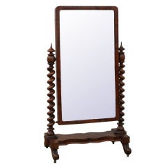 English Barley Twist Mirror