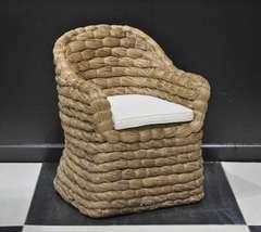 Jute Chair