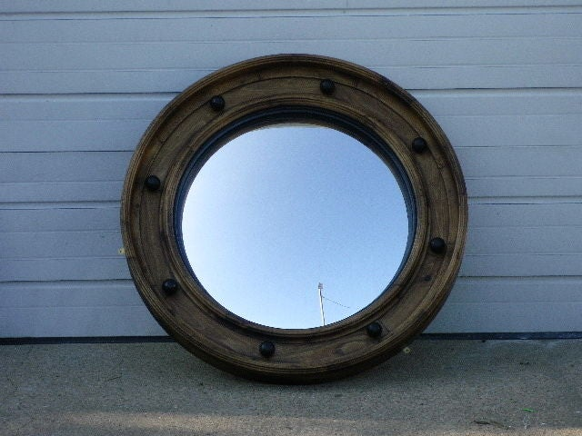 Very large round convex mirror for sale at 1stdibs for Large round mirrors for sale
