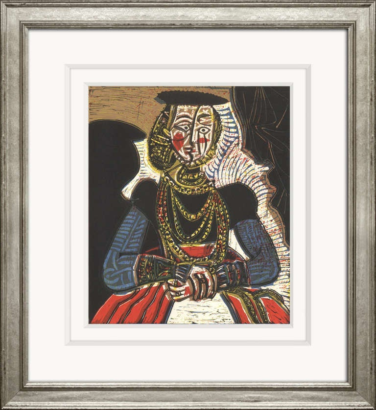 Reproductions of Picasso's 1962 Linocuts 3