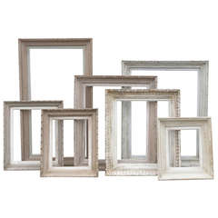 Assorted French Frames