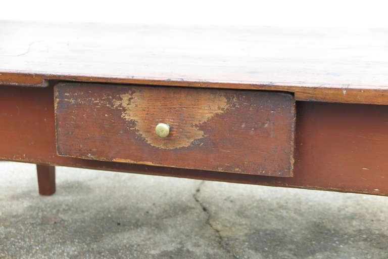 19th Century French Coffee Table For Sale
