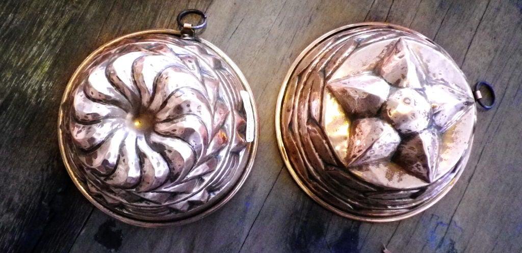 English Copper Moulds 4