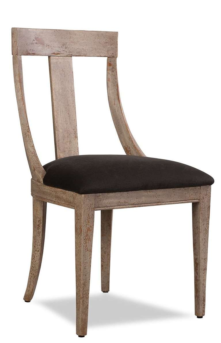 Distressed Dining Chair For Sale At 1stdibs