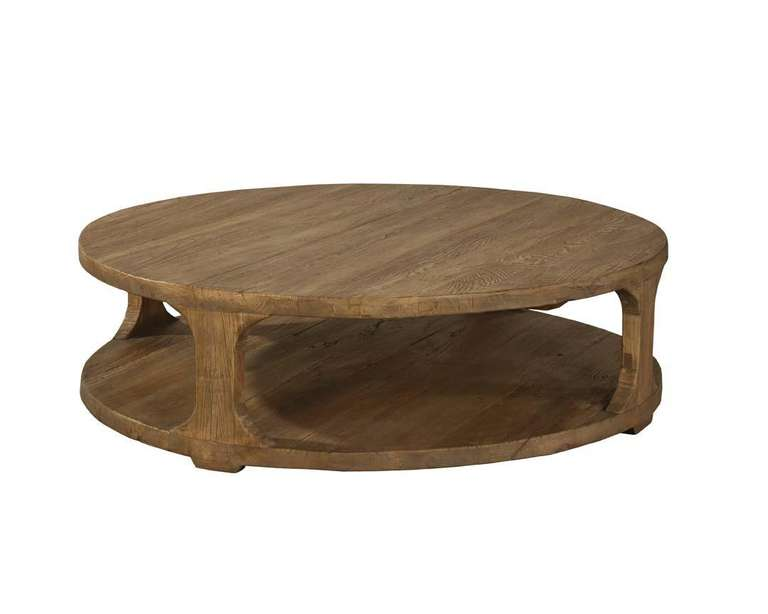 Recycled Elm Coffee Table At 1stdibs